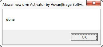Alawar New DRM Activator by Vovan